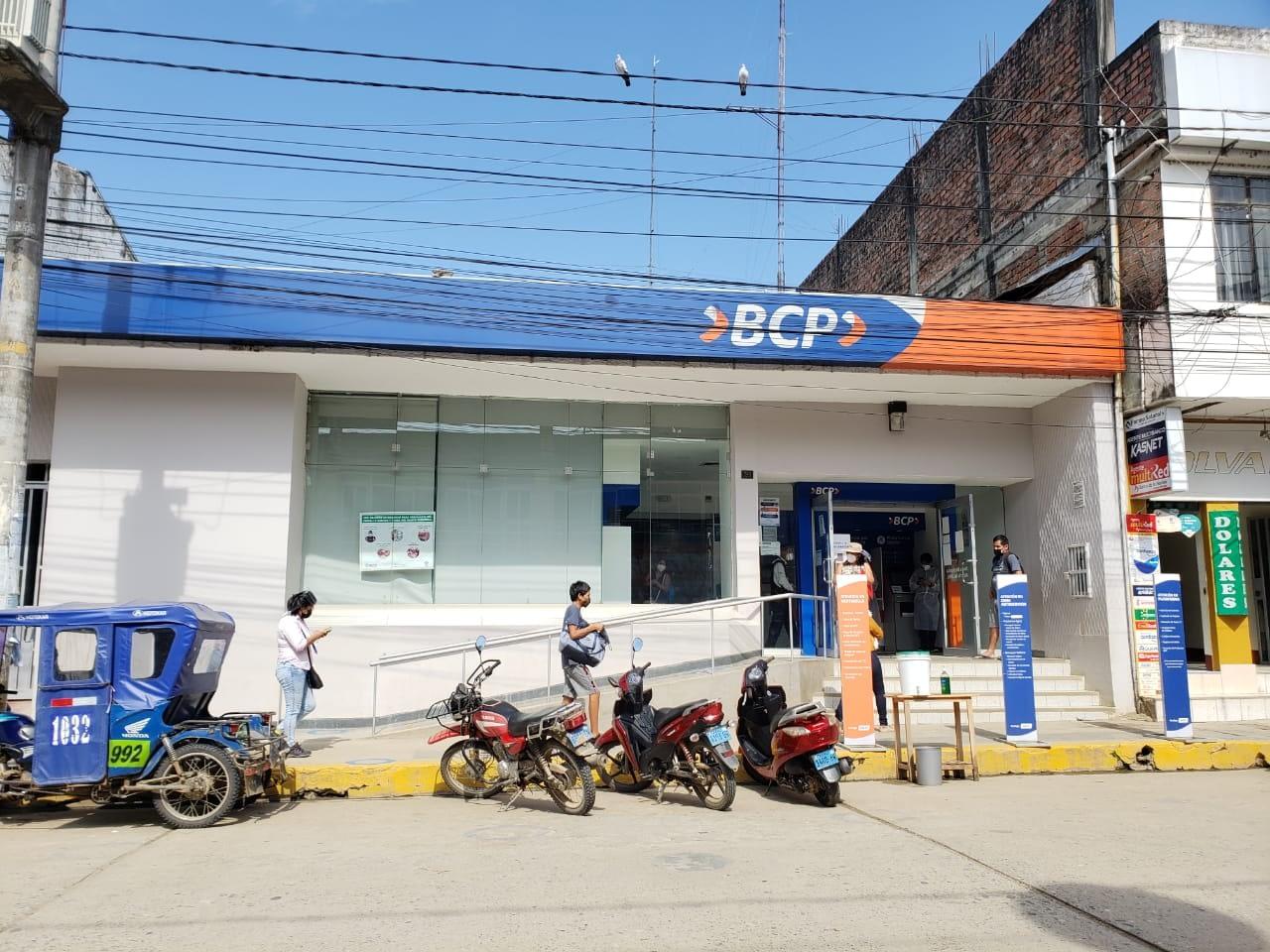 Sancionan al BCP por robo a comunidades nativas de Junín