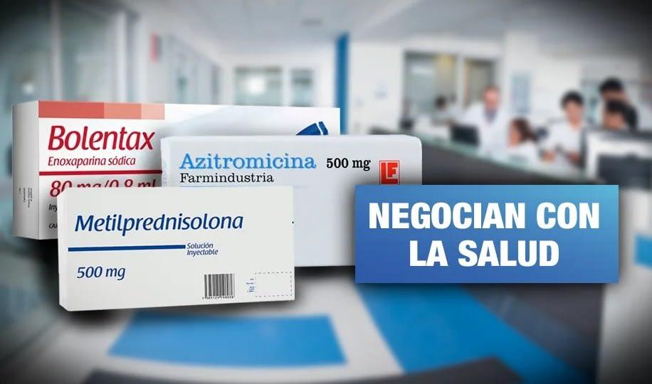 Indecopi: Clínicas cobraron hasta 123,6% de más por medicinas para COVID-19