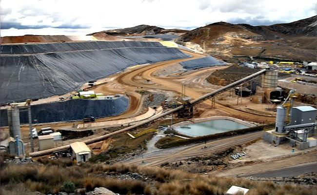 Concesiones mineras alcanzan 14.71 % del territorio nacional