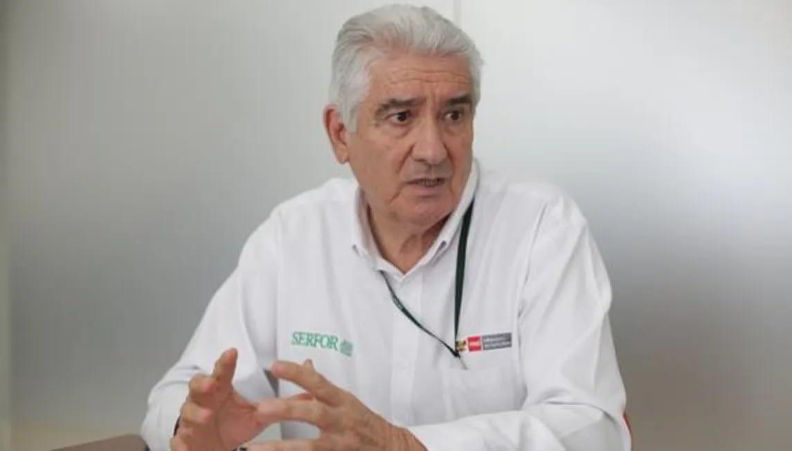 Poder Judicial ordenó reponer a Luis Gonzales-Zúñiga como director ejecutivo de Serfor