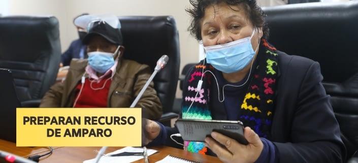 Delegación de Huancavelica sustentó el rechazo a proyecto Pukaqaqa Sur ante Comisiones del Congreso
