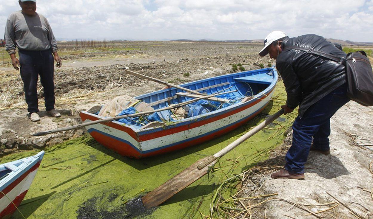 PCM declara estado de emergencia en localidades de Puno por contaminación de agua