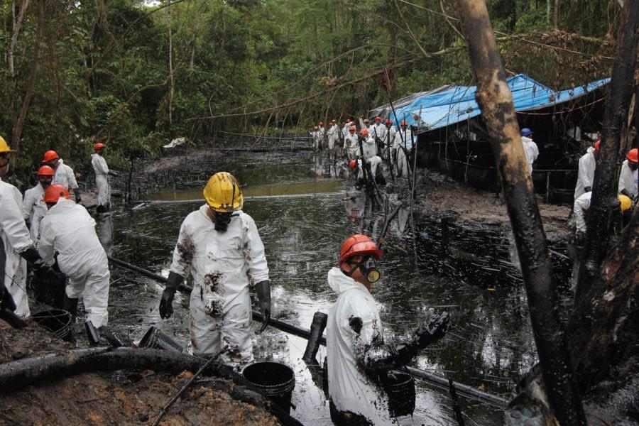 Se extravía expediente judicial sobre el derrame de Chiriaco