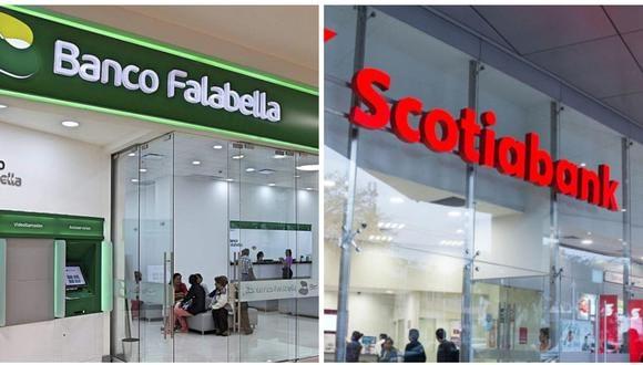 Banco Falabella y Scotiabank son multados por INDECOPI por usar métodos abusivos de cobranza