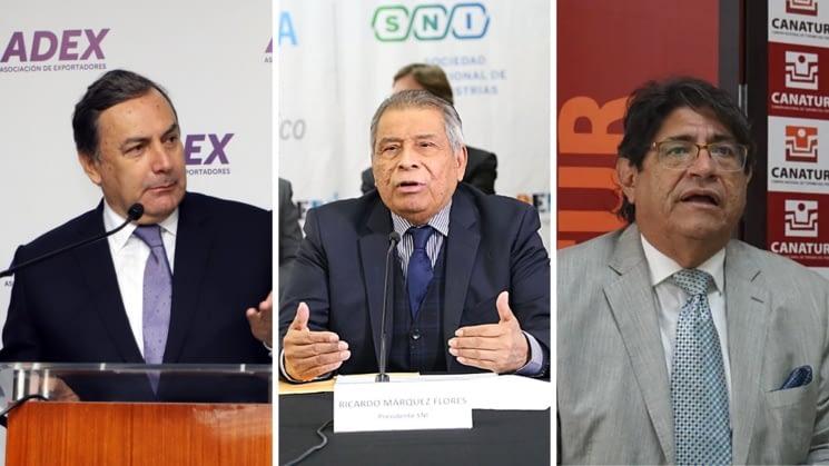 Gremios empresariales forma nueva coalición luego de discrepancias políticas con CONFIEP