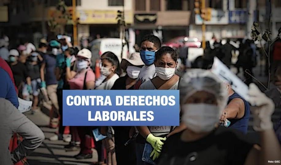 Gobierno crea comisión para evaluar derogación de suspensión perfecta de labores