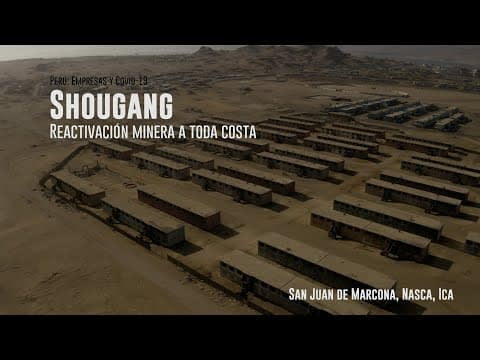 Episodio 5: Shougang: Reactivación minera a toda a costa