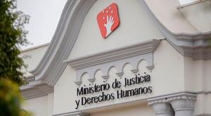 Foto del Ministerio de Justicia y Derechos Humanos