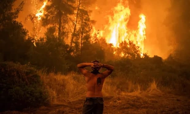 IPCC: La crisis climática ha sido causada por los seres humanos