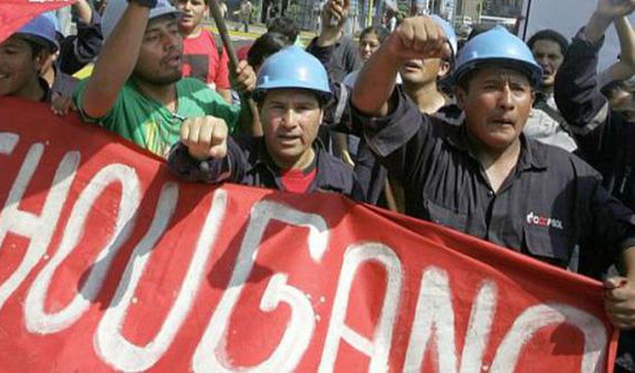 Shougang: denuncias por presunto trato inhumano de minera serán evaluadas por comisión del Congreso