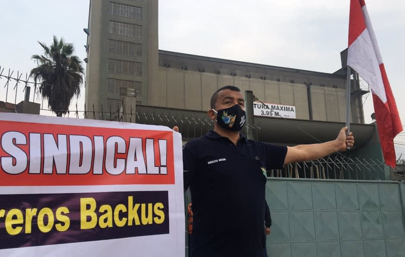 Sindicato Backus: Luis Samán es absuelto por el Poder Judicial