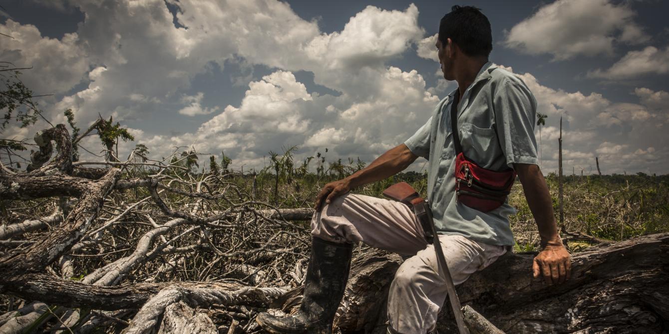 El Perú se encuentra en el tercer lugar entre los países de la región con mayor número de ataques a defensores del ambiente