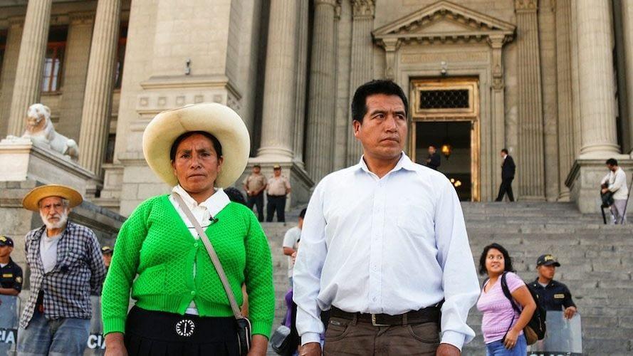 Defensoras y defensores peruanos del medio ambiente llevan su lucha a la Corte Suprema de Estados Unidos