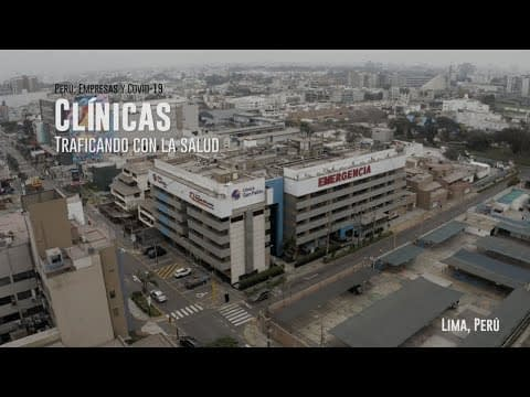 Episodio 3: Clínicas traficando con la salud