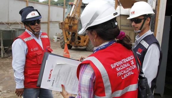Gobierno modifica reglamento de Ley de Inspección del Trabajo