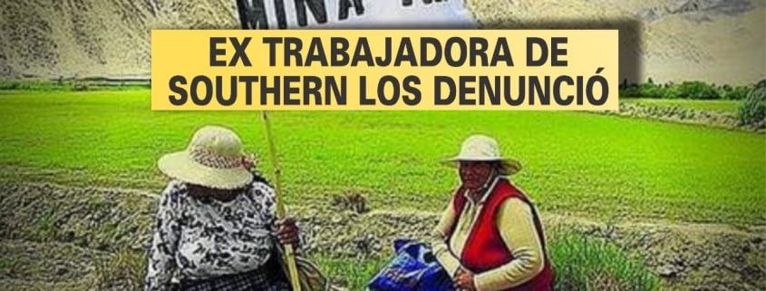 Juez de Arequipa suspendió audencia en que acusan a agricultores del Valle del Tambo